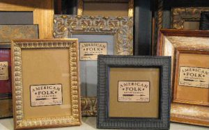 American Folk Art & Framing assorted frames