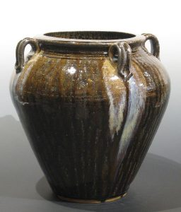 Four Handled Urn