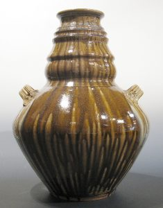 Two Handled Lantern Jug