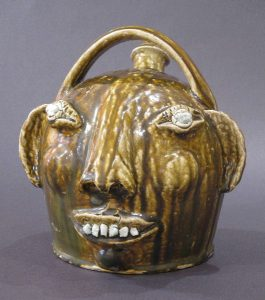 Fred Johnston, Quartz Eyed Field Jug