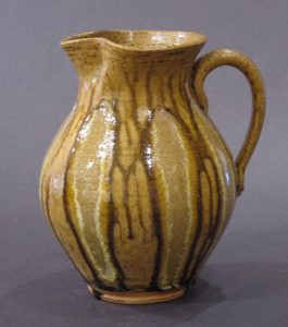 Small Glass Drip Pitcher