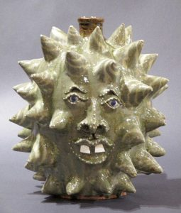 Michael Ball, Spiky Swirl Jug