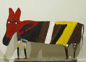 Red Faced Mule