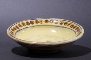 Shawn Ireland, Polka Dot Rimmed Pasta Bowl