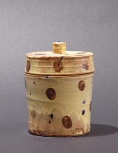 Shawn Ireland, Sweet Polka Dot Jar