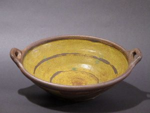 Shawn Ireland, 2 Handled Rope Serving Bowl
