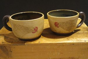 Rosa & Winton Eugene, Chicken Bowl/Mugs