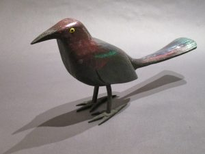 Ivy Billiot, Grackle