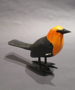 Ivy Billiot, Yellow Headed Blackbird