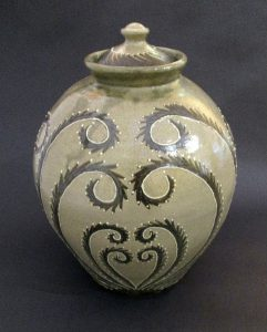 Michel Bayne, Five Gallon Thistle Jar