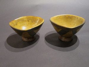 Triangle footed Bowl