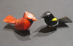 Ivy Billiot, Cardinal, Scotts Oriole