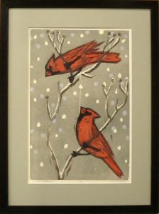 Winter Cardinals, 1/25
