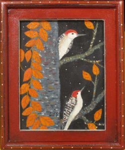 Liz Sullivan, Red Bellied Woodpeckers