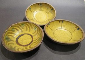 Flower and Sun Pasta Bowls