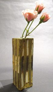 Shawn Ireland, Modern Stripe Vase