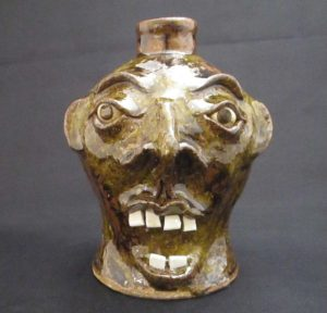 Mike Ball, Wig Stand Face Jug