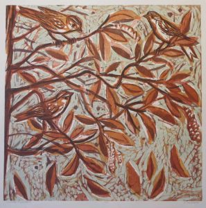 Sourwood and Sparrows, 1/20