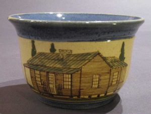 Winton & Rosa Eugene, Green Roofed Homeplace Bowl