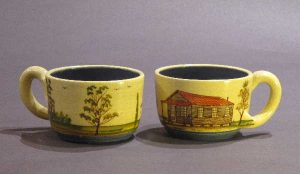 Winton & Rosa Eugene, Old Home Place Soup Bowls