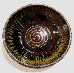 Mysterious Spiral Bowl
