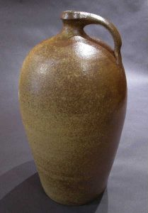Statuesque Whiskey Jug