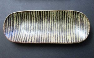 Oval Meridian Tray
