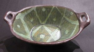 Two Handled Bowl for Sharing