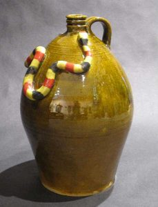Marvin Bailey, Tempting Whiskey Jug