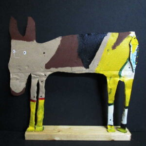 Waggy Tail Mule