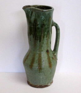 Pear Shaped Pitcher